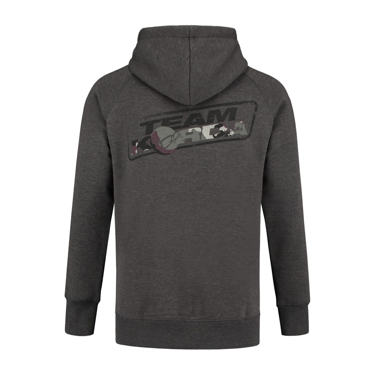 Korda Limited Edition TK Hoodie Charcoal