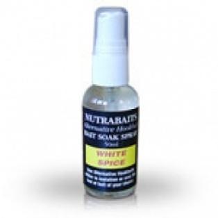 Dipy, Boostery » Nutrabaits » Nutrabaits Bait Soak Spray Alternative White Spice » Rockworld Sklep dla karpiarzy, Sklep Wędkarski, Wędkarstwo Spiningowe