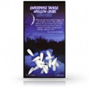 Przynęty sztuczne » Enterprisetackle » EnterpriseTackle POPUP Niteglow Grubs » Rockworld Sklep dla karpiarzy, Sklep Wędkarski, Wędkarstwo Spiningowe