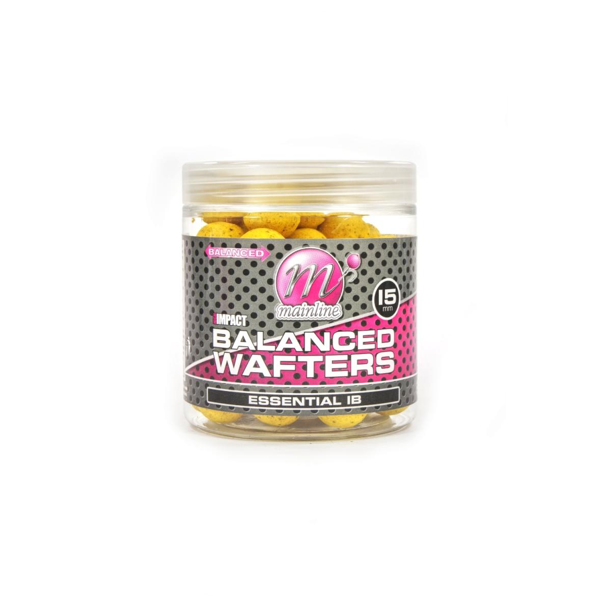 Mainline Balanced Wafters Essential IB rozmiar 15mm