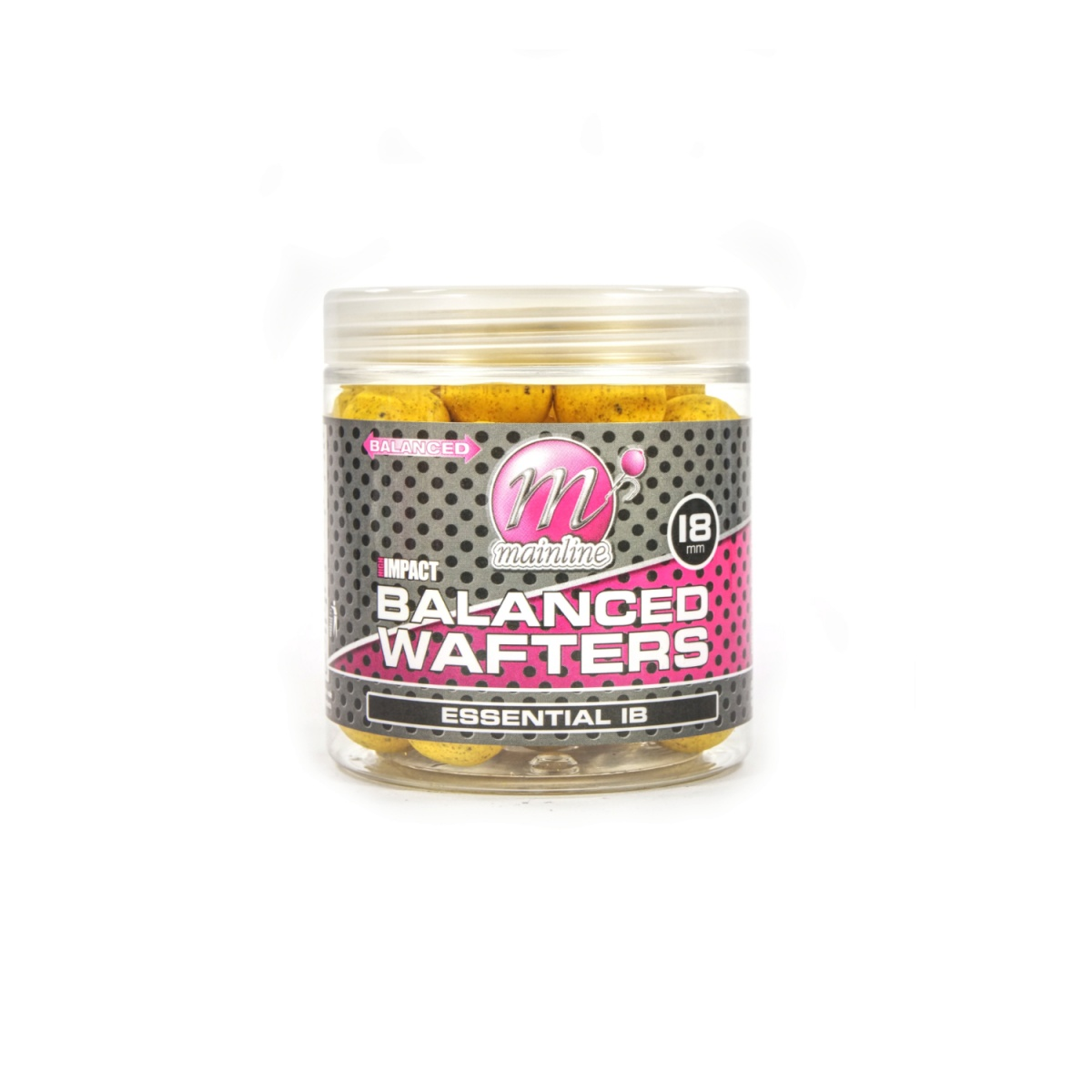 Mainline Balanced Wafters Essential IB rozmiar 18mm
