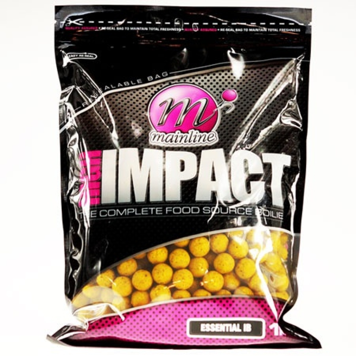 MAINLINE High Impact Essential IB Boilies rozmiar 20 mm - 1 kg