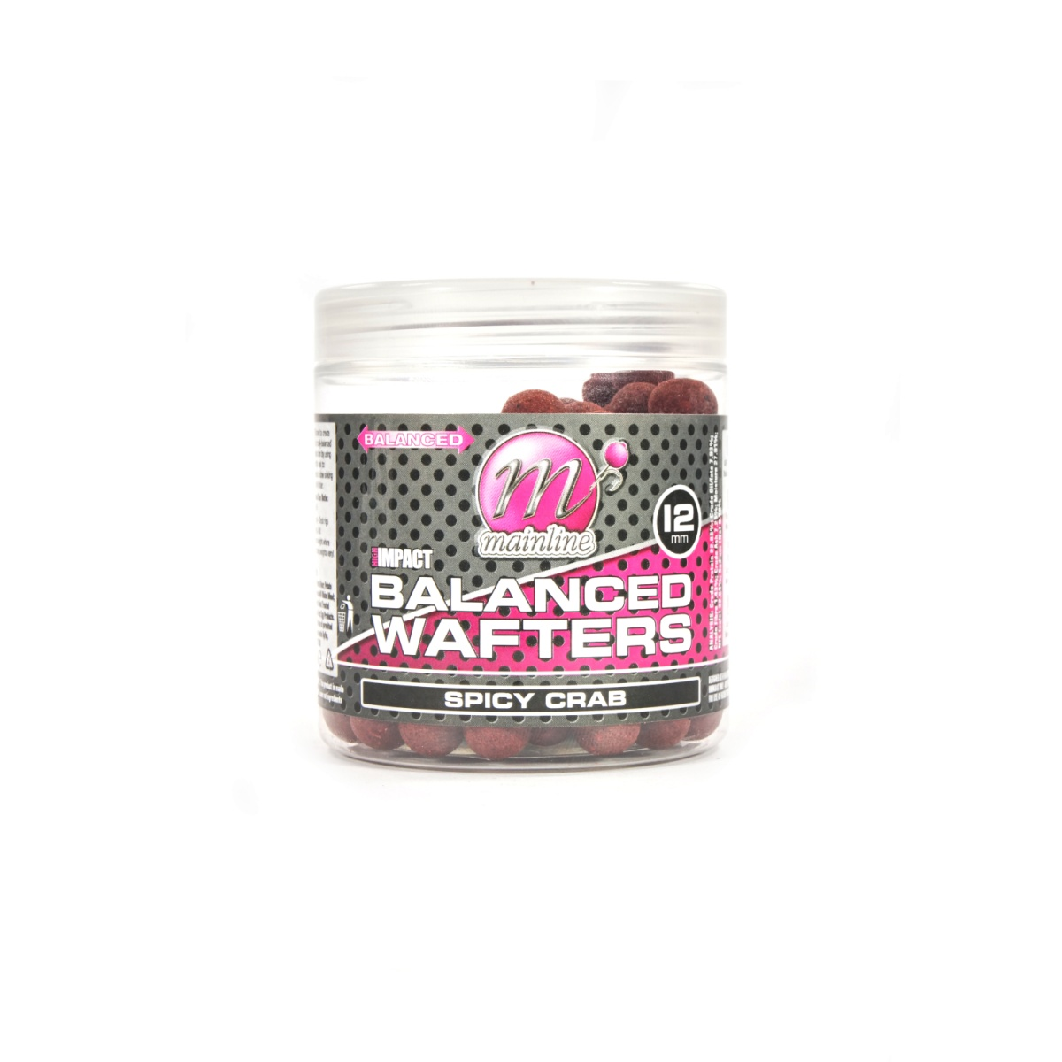 Mainline Balanced Wafters Spicy Crab rozmiar 12mm
