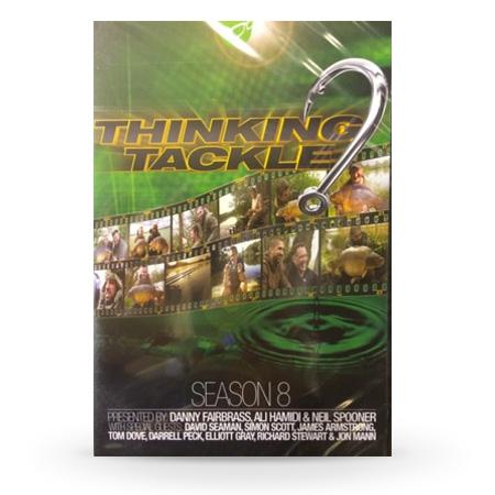 Korda Thinking Tackle DVD Season 8