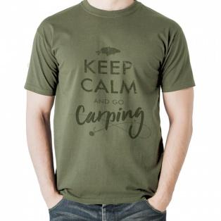 Koszulka Rockworld KEEP CALM - Limited Edition