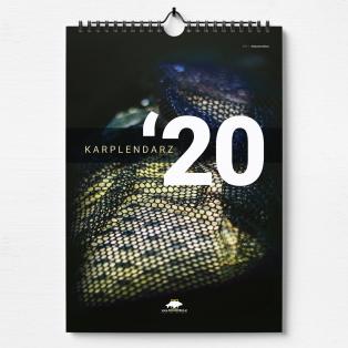 ROCKWORLD Karplendarz 2020 - Kalendarz Karpiarza