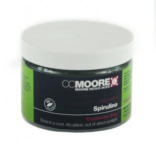 CcMoore Spirulina Powder opakowanie 250g