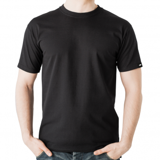 Rockworld T-Shirt Czarny Męski