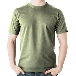 Rockworld T-Shirt Khaki Melange Męski