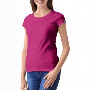 Rockworld T-Shirt Raspberry Damski