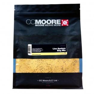 CcMoore LIVE SYSTEM Bag Mix opakowanie 1 kg