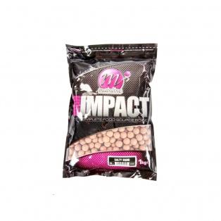 MAINLINE High Impact Salty Squid Boilies rozmiar 15 mm - 1 kg