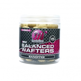 Mainline Balanced Wafters Banoffee rozmiar 15mm