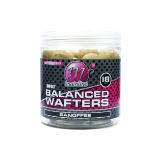 Mainline Balanced Wafters Banoffee rozmiar 18mm