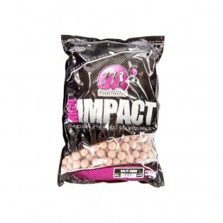 MAINLINE High Impact Salty Squid Boilies rozmiar 20 mm - 3 kg