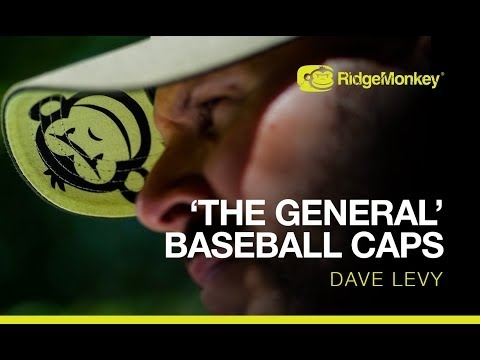 Puść film 'The General' Baseball Caps - Dave Levy - OUT NOW