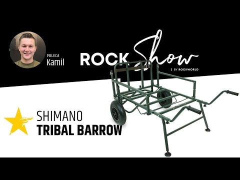 Puść film produktu Shimano Tribal Barrow