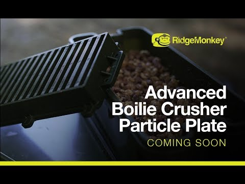 Puść film Advanced Boilie Crusher Particle Plate - COMING SOON!!