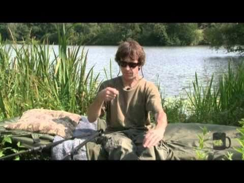 Puść film Terry Hearn: Floater Fishing for Carp - Rig Set-Up